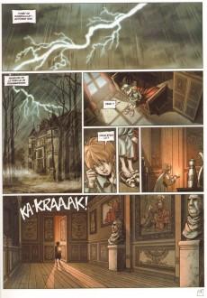 Extrait de Le sang du dragon -4- L'Enchanteur Iweret