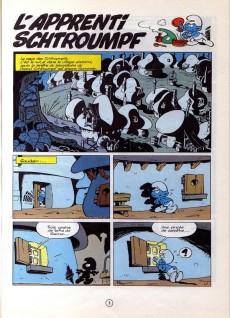 Extrait de Les schtroumpfs -7- L'apprenti Schtroumpf