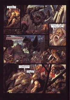 Extrait de Le seigneur d'ombre -1- Le grimoire d'Haleth