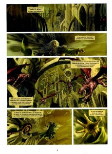 Extrait de Le seigneur d'ombre -2- Renaissance