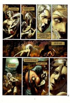 Extrait de Le seigneur d'ombre -3- Les gardes pourpres