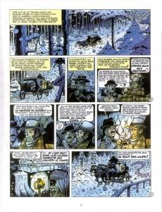 Extrait de Sherlock Holmes (Duchâteau/Clair) -2- La béquille d'aluminium
