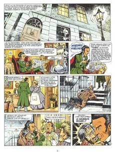 Extrait de Sherlock Holmes (CLE) -1- La sangsue rouge