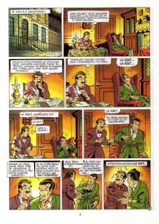 Extrait de Sherlock Holmes (CLE) -6- Le rat géant du Sumatra