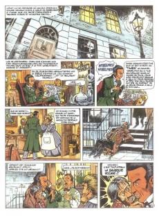 Extrait de Sherlock Holmes (Duchâteau/Clair) -1- La sangsue rouge