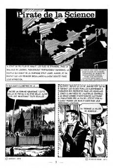 Extrait de Sidéral (2e série) -40- Pirate de la science
