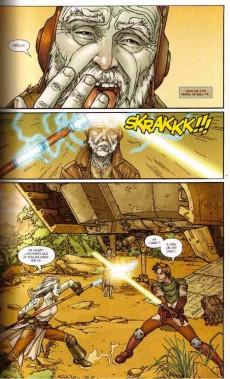 Extrait de Star Wars - Chevaliers de l'Ancienne République -3- Au cœur de la peur