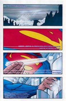 Extrait de Superman & Batman (Panini) -9- Dernier fils