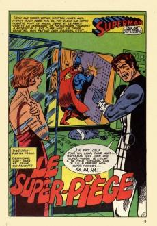Extrait de Superman (Poche) (Sagédition) -23- Le super-piège