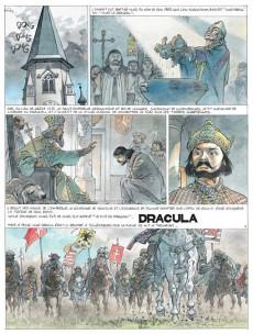 Extrait de Sur les traces de Dracula -1- Vlad l'Empaleur