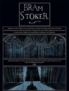 Extrait de Sur les traces de Dracula -2- Bram Stoker