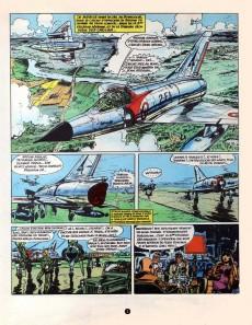 Extrait de Tanguy et Laverdure -10- Mission speciale