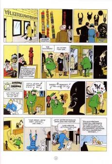 Extrait de Tim und Struppi / Tim, der Pfiffige Reporter -6a1997- Der Arumbaya-Fetisch