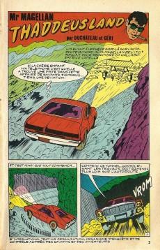 Extrait de (Recueil) Tintin (Sélection) -9- Rien que des aventures complètes et inédites.