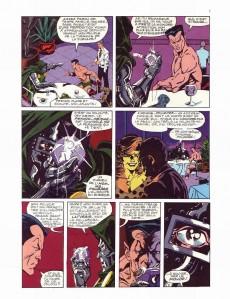 Extrait de Top BD -12- Les Vengeurs - Fatalis Imperator