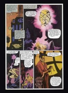 Extrait de Top BD -18- Docteur Strange et Docteur Fatalis