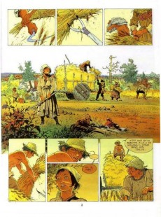 Extrait de Les tours de Bois-Maury -1b- Babette