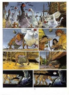 Extrait de Les tours de Bois-Maury -7- William