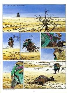 Extrait de Les tours de Bois-Maury -8- Le seldjouki