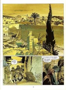 Extrait de Les tours de Bois-Maury -9- Khaled
