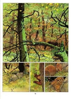 Extrait de Les tours de Bois-Maury -10- Olivier