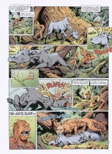 Extrait de Trolls de Troy -2COFa- Le Scalp du vénérable