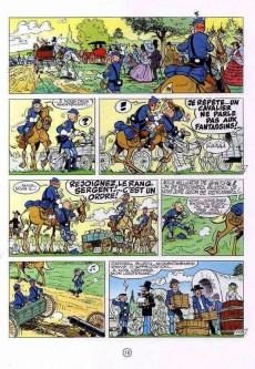 Extrait de Les tuniques Bleues -27Pir- Bull Run