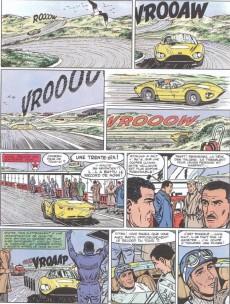 Extrait de Michel Vaillant - La Collection (Cobra) -5- Le 13 est au départ