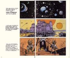 Extrait de Valérian -2Poch- L'empire des mille planètes