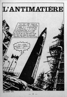 Extrait de Vengeur (2e Série - Arédit - Comics Pocket) -9- L'antimatière