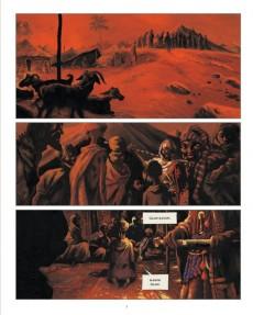 Extrait de Abdallahi -1- Dans l'intimité des terres
