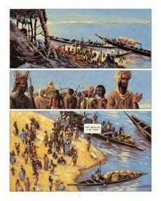 Extrait de Abdallahi -2- Traversée d'un désert