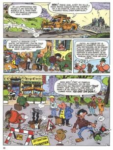 Extrait de Achille Talon -40- Achille Talon et le monstre de l'Étang Tacule !