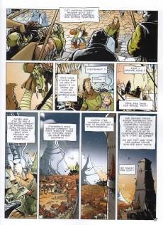 Extrait de Agence Barbare -2- Les Gants de Zohorass