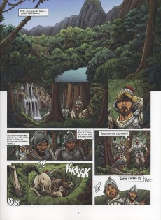 Extrait de L'agence -3- Dossier Machu Picchu