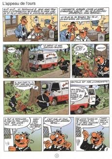 Extrait de L'agent 212 -15ES- L'Appeau de l'ours
