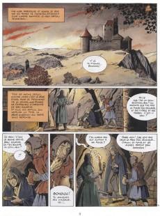 Extrait de Les aigles décapitées -10- L'héritier de Crozenc