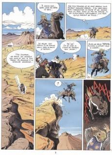 Extrait de Les aigles décapitées -11- Le loup de Cuzion