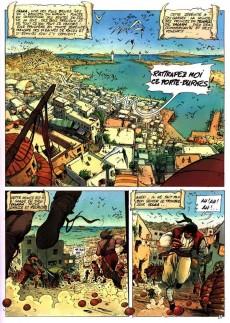 Extrait de Les ailes du Phaéton -1- Le ventre de Kashoum