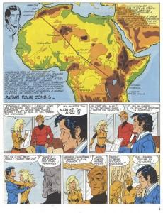 Extrait de Alain Chevallier -5- Safari pour Zombis