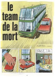 Extrait de Alain Chevallier -92- Team de la mort