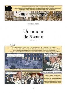 Extrait de À la recherche du temps perdu (Heuet) -41- Un amour de Swann (1)