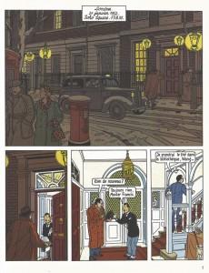 Extrait de Albany & Sturgess -3- A la recherche de Sir Malcolm