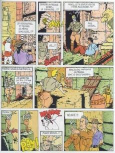 Extrait de Alexandre de la Mareneuve et d'Évry Cédex (Les Aventures d') -2- Méthylène ne répond plus