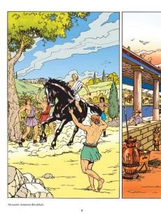 Extrait de Alix (Les Voyages d') -28- Alexandre le conquérant (1)