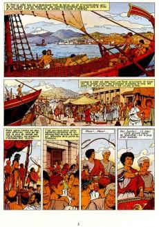 Extrait de Alix -15- L'enfant grec