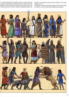 Extrait de Alix (Les Voyages d') -6- Le Costume antique (1)