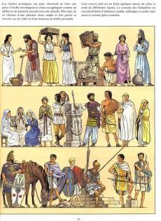 Extrait de Alix (Les Voyages d') -10- Le Costume antique (2)