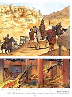 Extrait de Alix (Les Voyages d') -14- Jérusalem