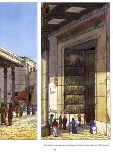 Extrait de Alix (Les Voyages d') -16- Persépolis